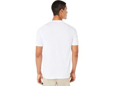OAKLEY Herren Shirt BARK NEW SS Weiß
