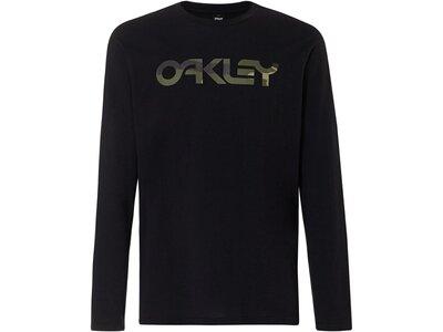 OAKLEY Herren Shirt MARK II L/S Schwarz