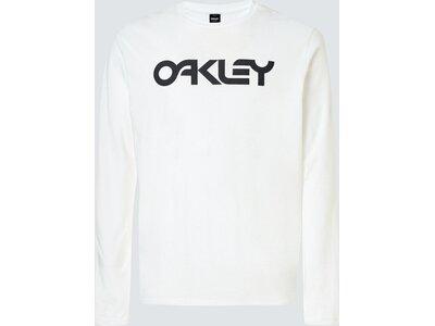 OAKLEY Herren Shirt MARK II L/S Weiß
