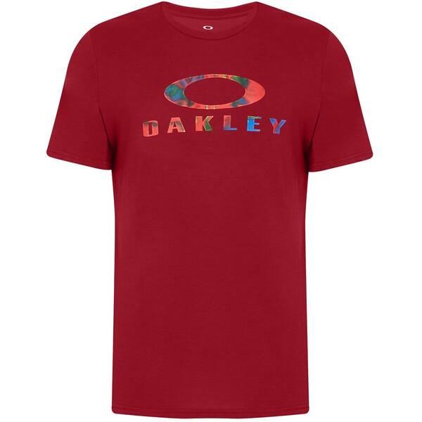 OAKLEY Herren Shirt ELLIPSE RAINBOW TEE