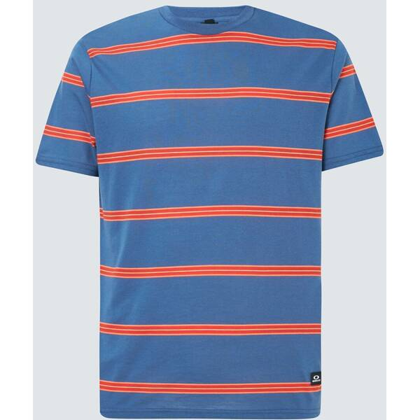OAKLEY Herren Shirt SIX STRIPES SS