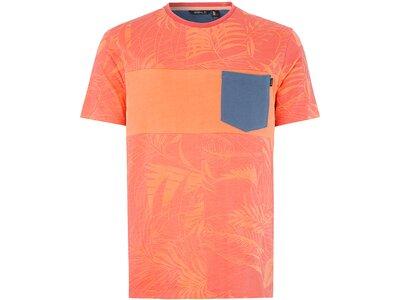 O`NEILL Herren T-Shirt LM PALI T-SHIRT Orange