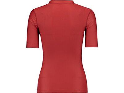 O`NEILL Damen Skins PW ESSENTIAL S/SLV SKINS Rot