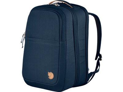 FJÄLLRAVEN Reisetasche Travel Pack Blau
