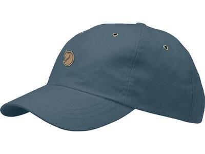 FJÄLLRAVEN Mütze Helags cap Blau