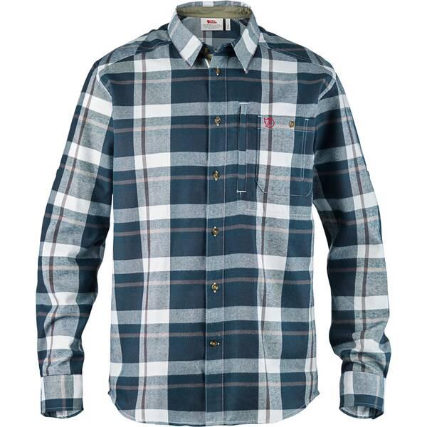 FJÄLLRÄVEN Herren Trekkinghemd Fjällglim Shirt M