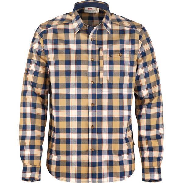 FJÄLLRÄVEN Herren Outdoor-Hemd Fjällglim Shirt M