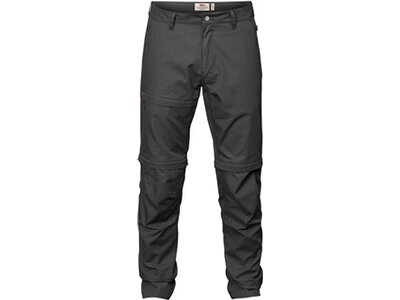 FJÄLLRAVEN Herren Funktionshose Travellers Zip-Off Trousers M Grau