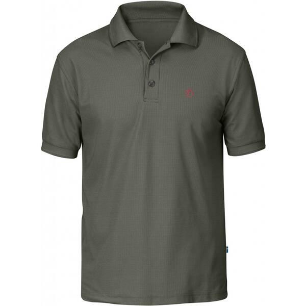FJÄLLRAVEN Herren Polohemd Crowley Piqué Shirt M