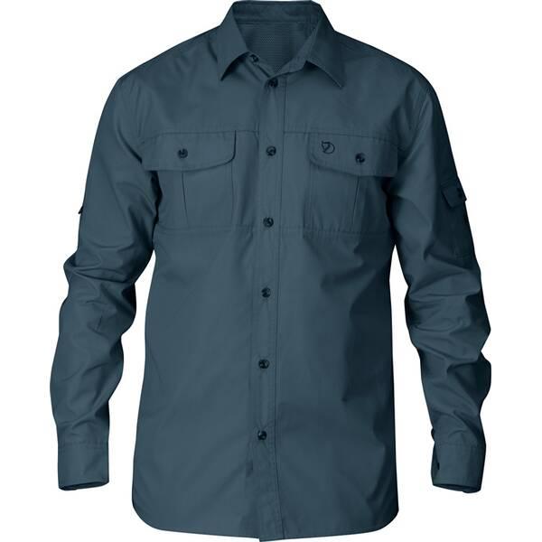FJÄLLRAVEN Herren Hemd Singi Trekking Shirt LS M