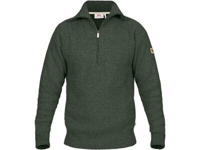 FJÄLLRÄVEN Herren Pullover Greenland Re-Wool Sweater M Grün
