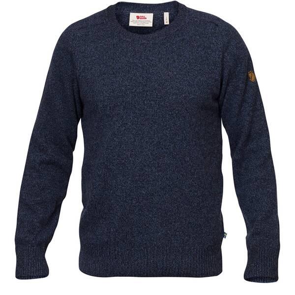 FJÄLLRAVEN Herren Strickpullover Övik Re-Wool Sweater M