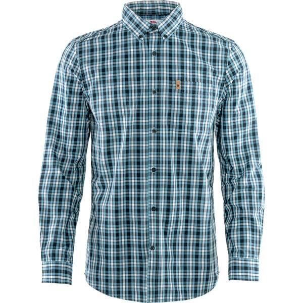 FJÄLLRÄVEN Herren Övik Shirt LS