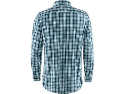 FJÄLLRÄVEN Herren Övik Shirt LS Grau
