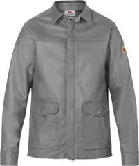 FJÄLLRAVEN Herren Shirtjacke Greenland Re-wool Shirt Jacket M