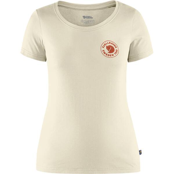 FJÄLLRÄVEN Damen Shirt 1960 Logo
