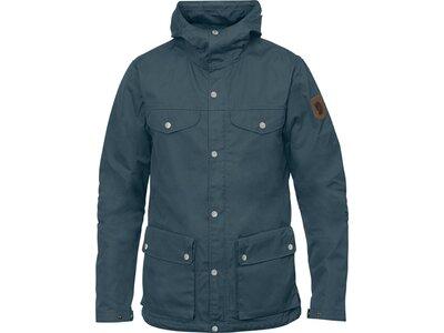 FJÄLLRAVEN Herren Shell Jacken Greenland Jacket M Grau