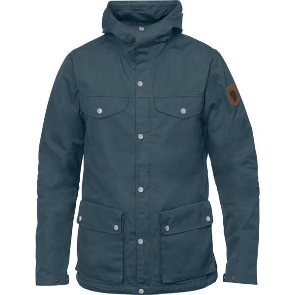 FJÄLLRAVEN Herren Shell Jacken Greenland Jacket M