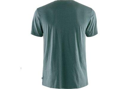 FJÄLLRÄVEN Herren Shirt Gädgaureh '78 Grau