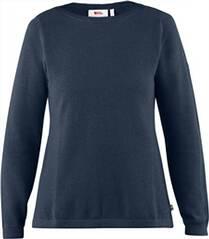 FJÄLLRAVEN Damen Sweatshirt High Coast Knit W