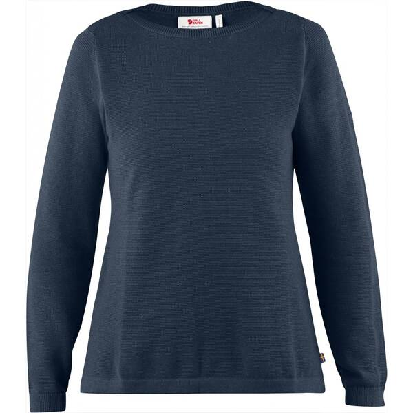 FJÄLLRAVEN Damen Sweatshirt High Coast Knit W