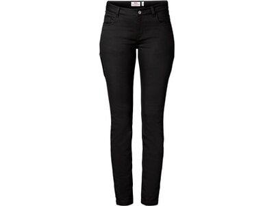 FJÄLLRAVEN Damen Funktionshose High Coast Stretch Trousers W Schwarz