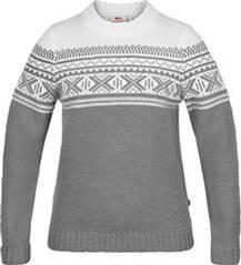 FJÄLLRAVEN Damen Strickpullover Övik Scandinavian Sweater W