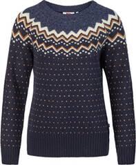 FJÄLLRAVEN Damen Pullover Övik Knit Sweater W