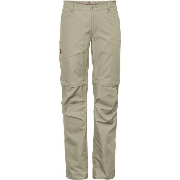 FJÄLLRAVEN Damen Funktionshose Daloa Shade Zip-Off Trousers W