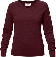 FJÄLLRAVEN Damen Strickpullover Sörmland V-Neck Sweater W
