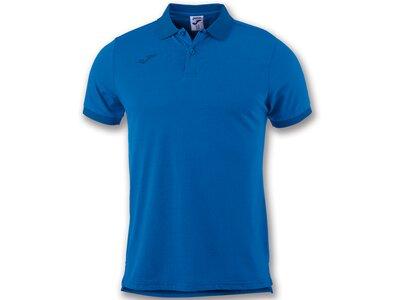 JOMA Herren Polo Essential Blau