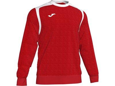 Joma Sweatshirt Champion 5 Rot