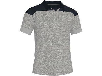 Joma Poloshirt Winner 2 Cotton Schwarz