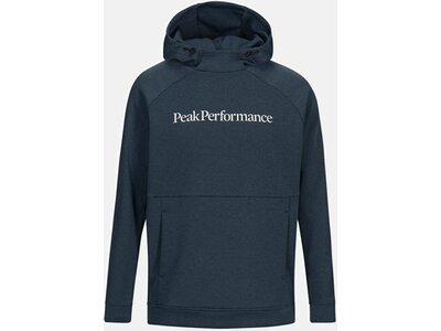 PEAK PERFORMANCE Herren Hoodie Pulse Blau