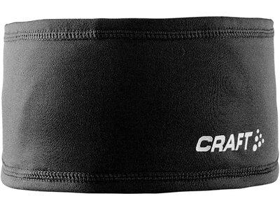 CRAFT Herren Stirnband Thermal Headband Schwarz