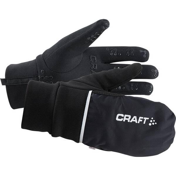 CRAFT Herren Handschuhe HYBRID WEATHER, Größe 12 in Black