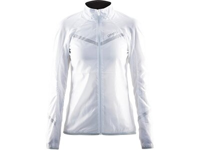 CRAFT Damen Funktionsjacke Featherlight Jacket Grau