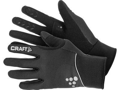 CRAFT Herren Handschuhe Touring Gloves Schwarz