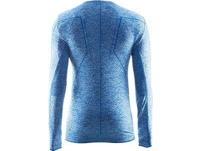 Herren Unterhemd Blau