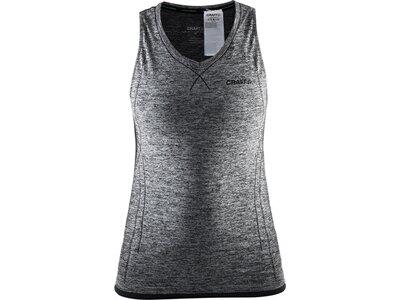 CRAFT Damen Unterhemd Active Comfort V-Neck Singlet Grau