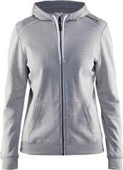 CRAFT Damen Kapuzensweat In-The-Zone Full Zip hood
