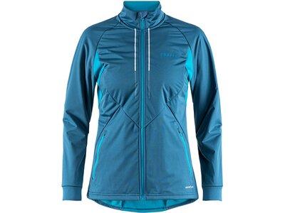 CRAFT Damen Jacke Storm Jacket 2.0 W Blau
