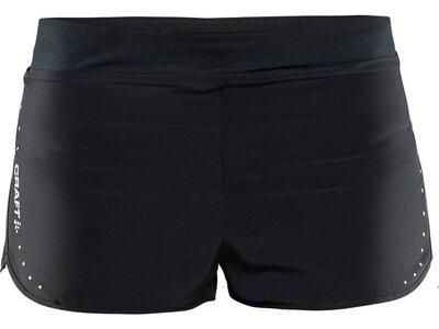 """CRAFT Damen Essential 2"""" shorts Schwarz"""