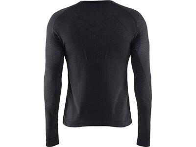 CRAFT Herren Unterhemd Cool Intensity RN LS Grau