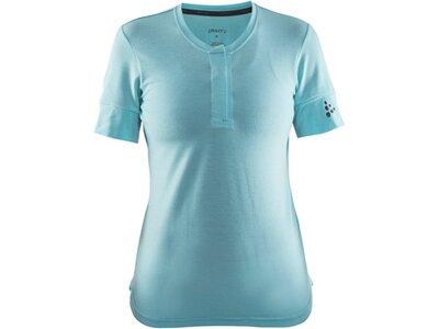 CRAFT Damen Shirt Ride Jersey Grau