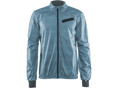 CRAFT Herren Jacke Rideind Jacket Grau