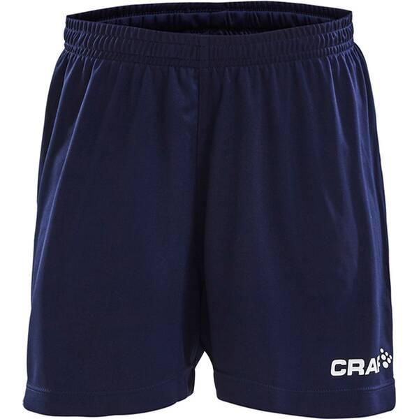 CRAFT Kinder Teamhose SQUAD SHORT SOLID