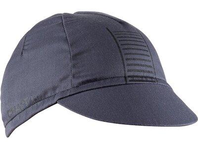 CRAFT Herren Mütze CLASSIC BIKE Grau