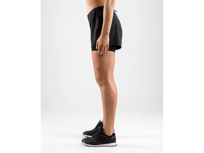 CRAFT Damen Running-Shorts ESSENTIAL 2-IN-1 Schwarz