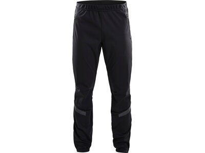 CRAFT Herren Hose WARM TRAIN Schwarz